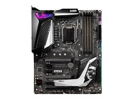 MSI MPG Gaming Pro Carbon motherboard
